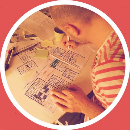 Janko sketching